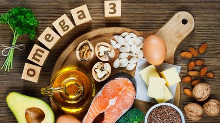 Các loại cá biển là nhóm thực phẩm giàu omega - 3