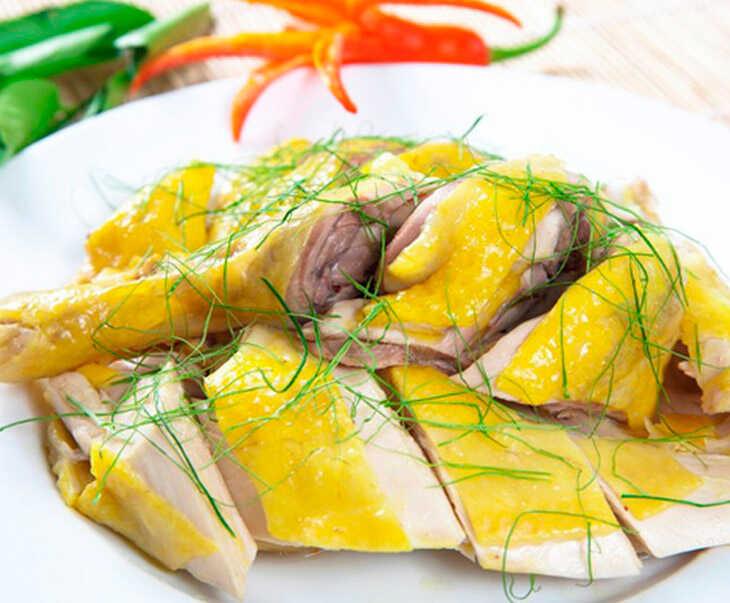 Thịt gà chứa nhiều chất dinh dưỡng tốt cho cơ thể