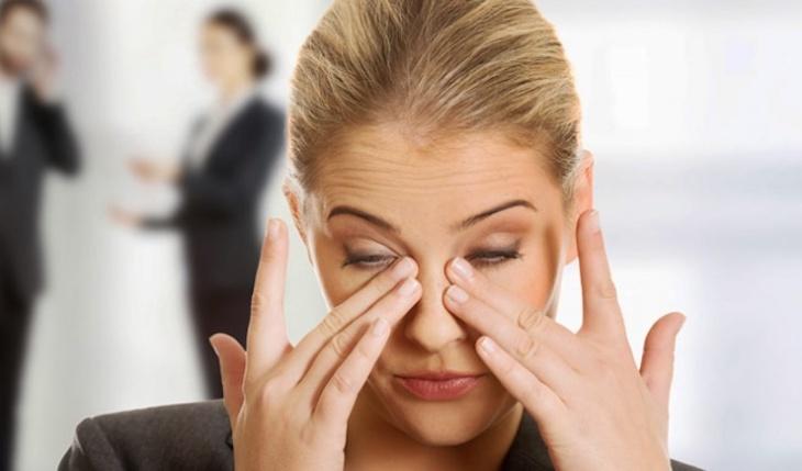 Viêm mũi xoang dị ứng bội nhiễm có thể gây suy giảm thị lực