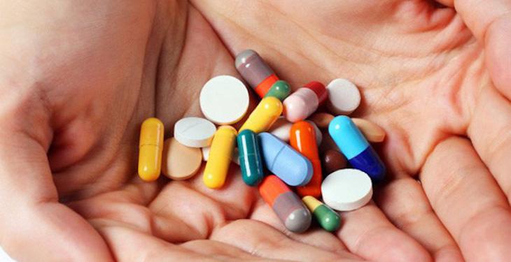 Sử dụng thuốc Tây y làm thu nhỏ kích thước khối Polyp