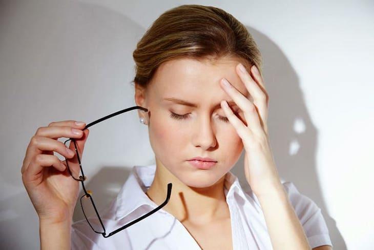 Viêm xoang sàng sau gây tình trạng suy giảm thị lực