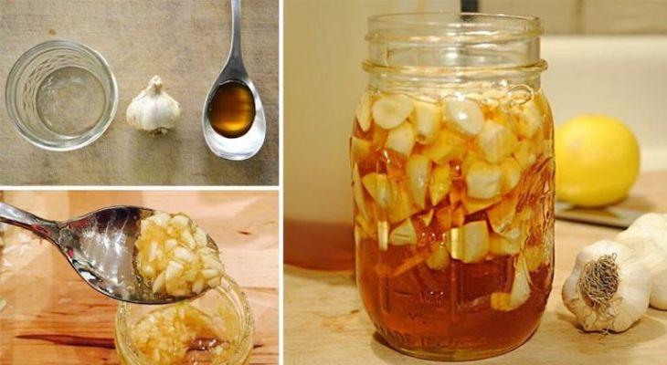 Kết hợp tỏi và mật ong trong bài thuốc điều trị viêm xoang