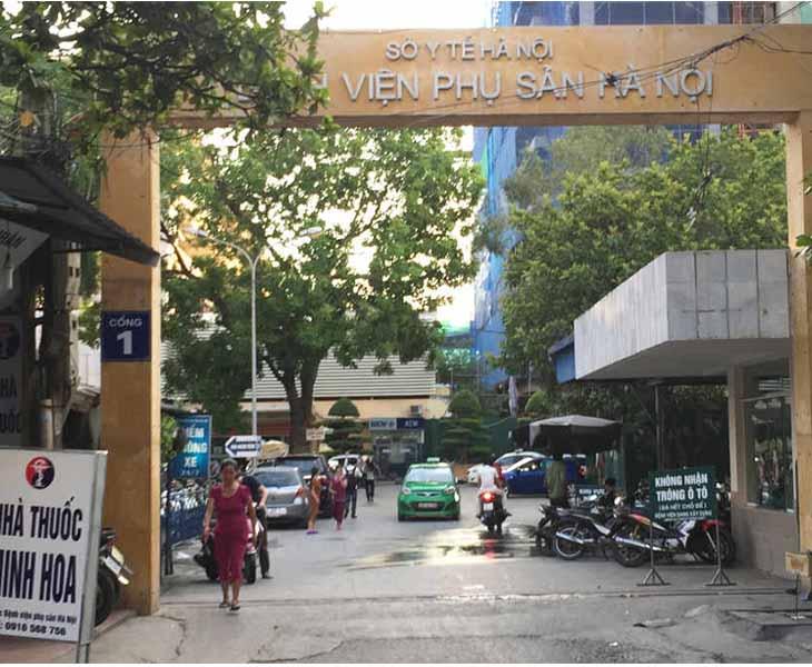 Xét nghiệm soi tươi tại bệnh viện phụ sản Hà Nội cho kết quả nhanh chóng, chính xác