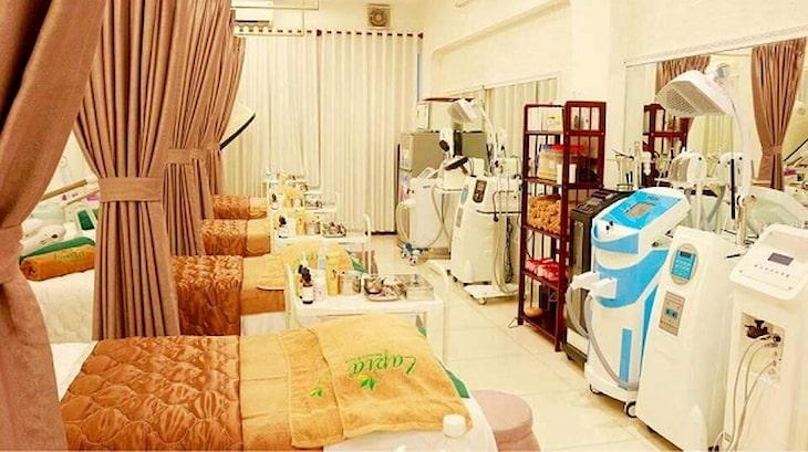Lapia Beauty Spa là một trong những địa chỉ tin cậy trong điều trị mụn