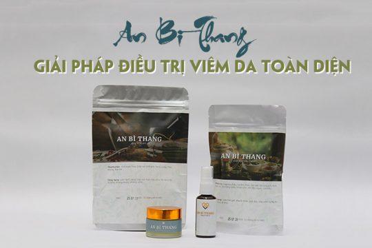 Bộ sản phẩm An Bì Thang đặc trị bệnh viêm da