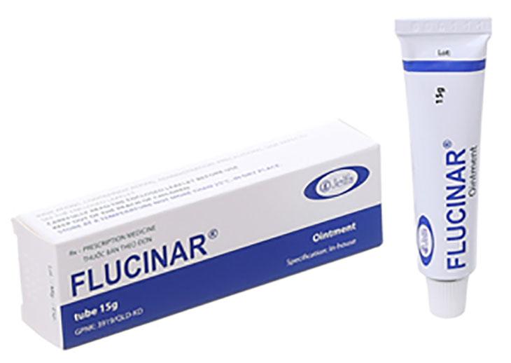 Flucinar là loại thuốc trị vảy nến da đầu hiệu quả