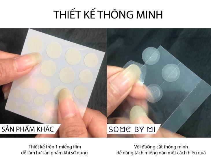 Mieng dan mun some by mi thiet ke thong minh