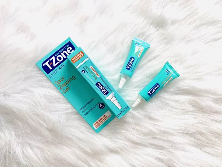 T-Zone Skincare Spot Zapping Gel điều trị được tất cả các loại mụn