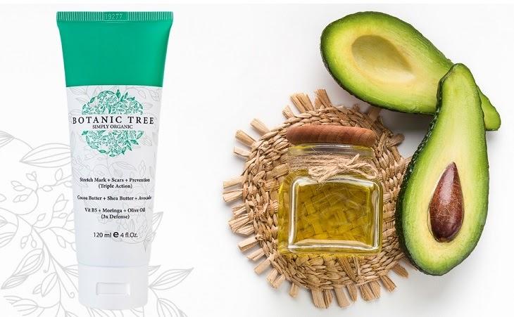 Botanic Tree Simply Organic là sản phẩm trị rạn da phù hợp với mọi loại da