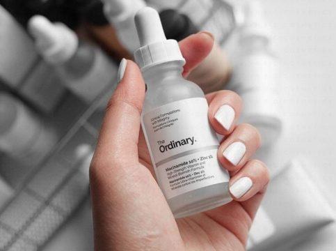 Hình ảnh serum trị mụn The Ordinary Niacinamide 10% + Zinc 1%