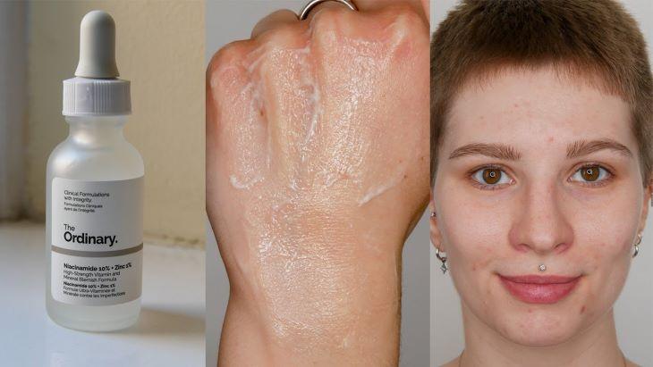 Thành phần của sản phẩm là những hoạt chất lành tính với da người dùng