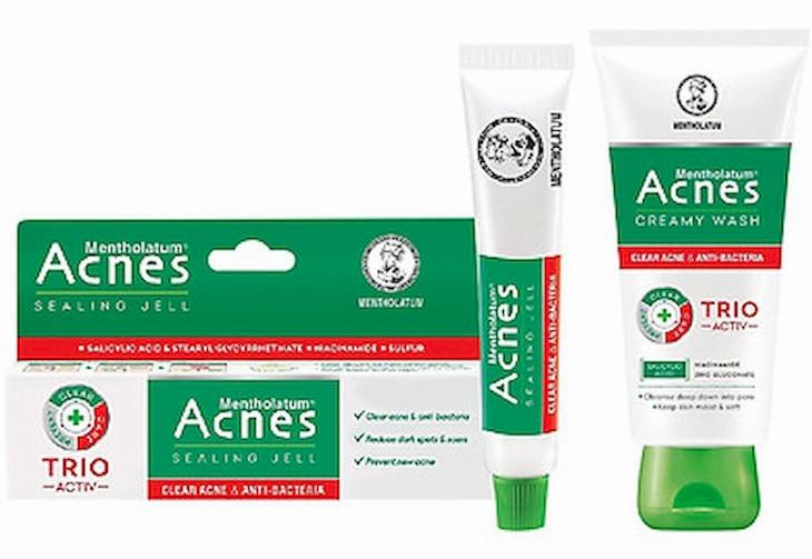 Thuốc trị mụn ẩn Acnes Sealing Jell là sản phẩm rất quen thuộc với các bạn trẻ