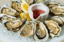 Hàu là một trong những thực phẩm giúp tăng cường sinh lý nam giới hiệu quả