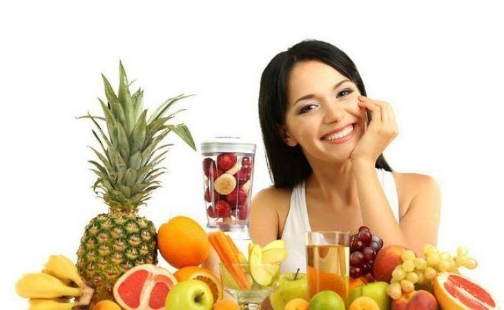 Ăn nhiều hoa quả giúp làn da khỏe mạnh