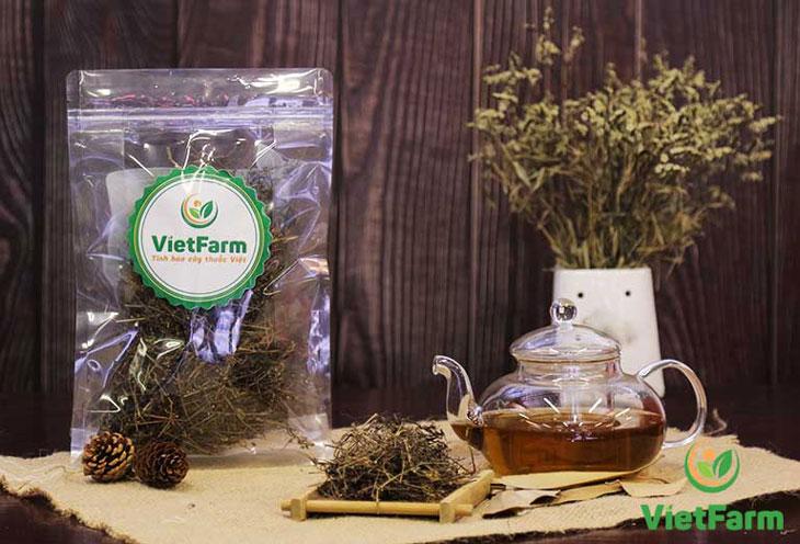 Sản phẩm bạch hoa xà thiệt bảo Vietfarm đạt chuẩn GACP chất lượng cao