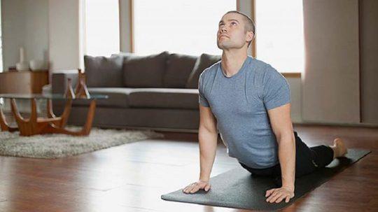 Tập luyện Yoga giúp hỗ trợ chữa liệt dương hiệu quả