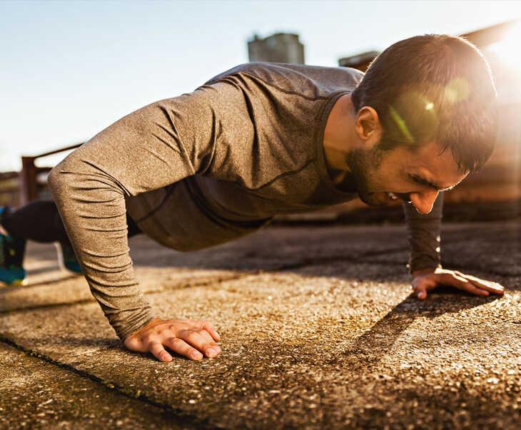 Tăng cường luyện tập thể dục thể thao mỗi ngày để nâng cao sức khỏe
