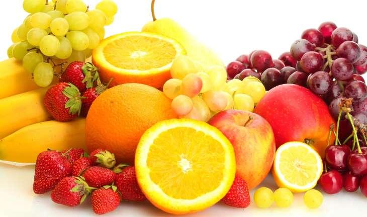 Tăng cường bổ sung hoa quả giàu vitamin C sau khi bắn tàn nhang