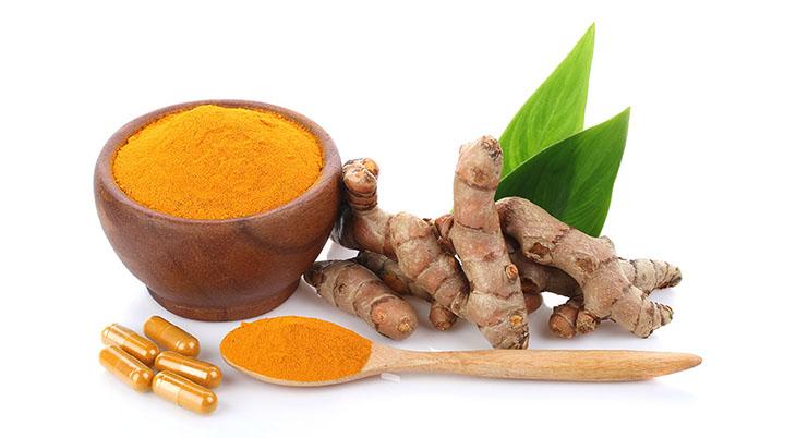 Nghệ vàng chứa cucurmin - hoạt chất có nhiều lợi ích cho sức khỏe
