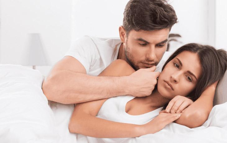 Liệt dương gây ảnh hưởng đến đời sống tình cảm, hạnh phúc của lứa đôi