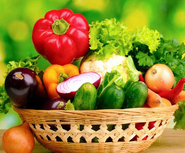 Ăn nhiều rau xanh tốt cho sức khỏe và cải thiện sinh lý phái mạnh