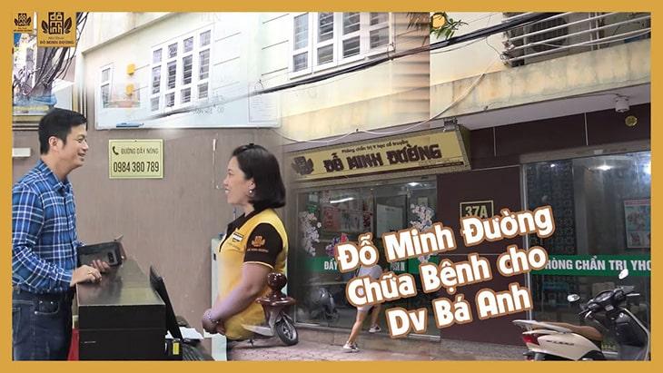 Nhà thuốc Đỗ Minh Đường - Đại chỉ vàng khám chữa bệnh bằng y học cổ truyền