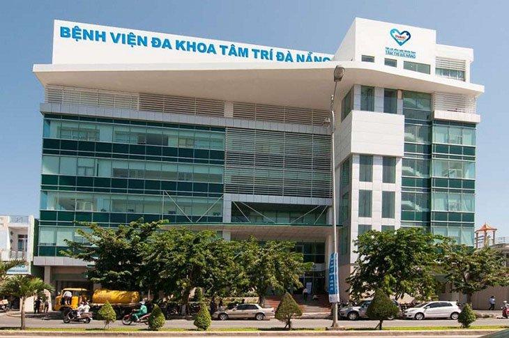 Bệnh viện Đa khoa Tâm Trí là địa chỉ khám chữa xuất tinh sớm tại Đà Nẵng uy tín