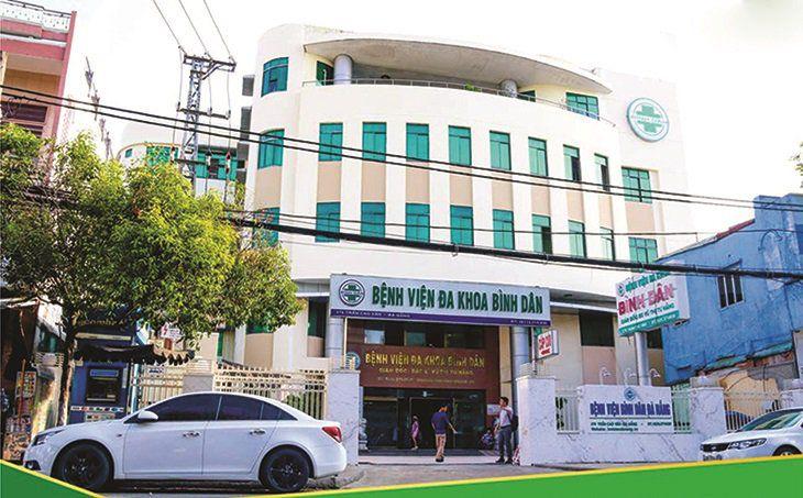 Bệnh viện Đa khoa Bình Dân - Địa chỉ chữa xuất tinh sớm tại Đà Nẵng uy tín