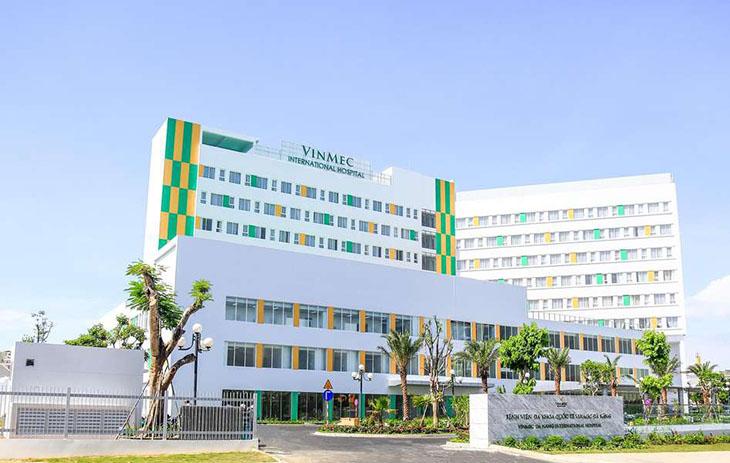 Bệnh viện Đa khoa Quốc tế Vinmec Đà Nẵng thuộc quản lý của tập đoàn Vingroup