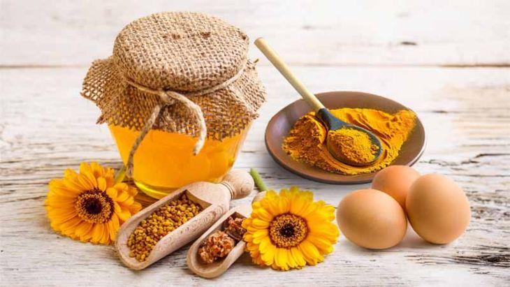 Chữa yếu sinh lý bằng mật ong kết hợp trứng gà và cà rốt
