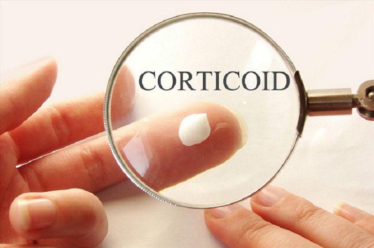 Sử dụng các loại thuốc corticoid làm tăng nguy cơ rạn da ở nam giới