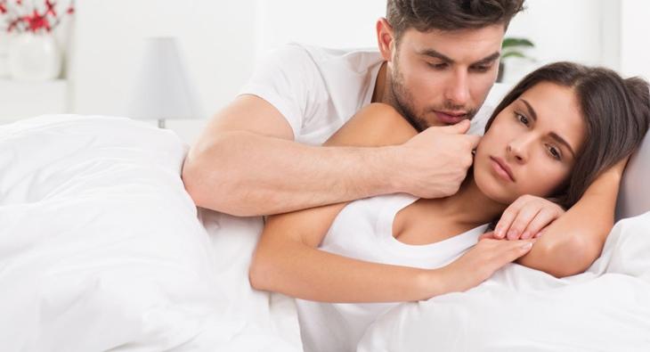 Hãy thận trọng với người đàn ông không trận trọng bạn khi quan hệ