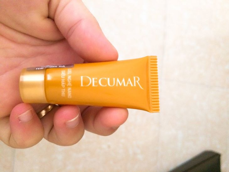 Hình ảnh sản phẩm Decumar trị mụn