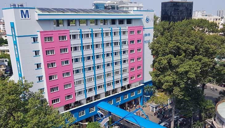 Bệnh viện Từ Dũ là địa chỉ điều trị rối loạn cương dương bằng sóng xung kích an toàn và hiệu quả