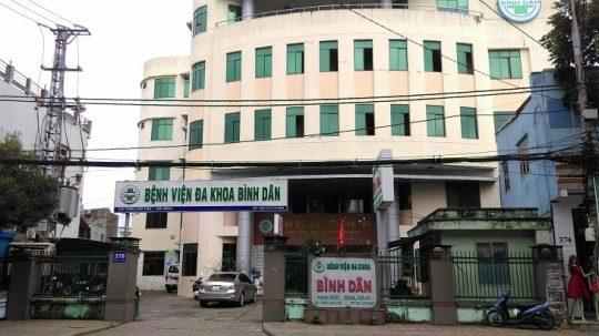 Điều trị xuất tinh sớm tại Bệnh viện Bình dân