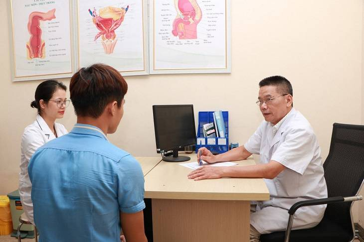 Bác sĩ tư vấn điều trị xuất tinh sớm bệnh viện Bình Dân