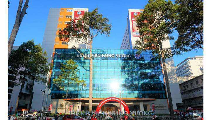 Bệnh viện Hùng Vương là cơ sở y tế uy tín chữa bệnh nam khoa