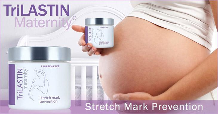 Trilastin Maternity là sản phẩm kem chống rạn da cho bà bầu khá thông dụng