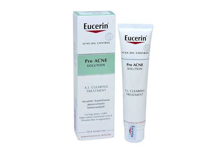 Kem trị mụn Eucerin được nhiều người khuyên dùng