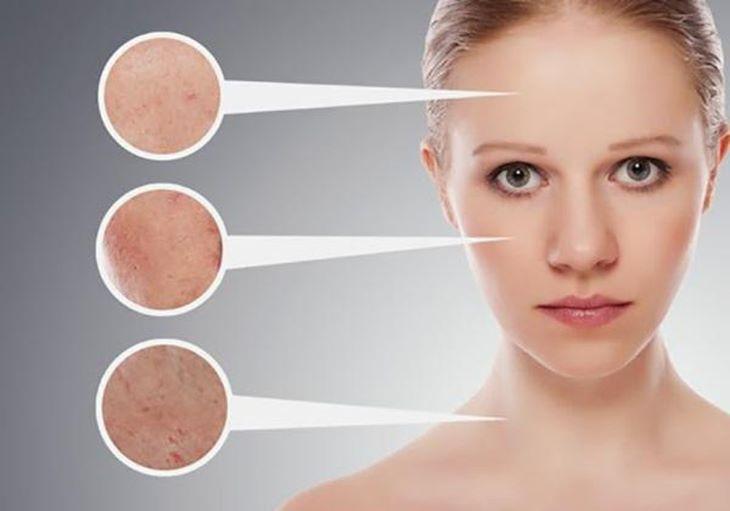 Sản phẩm giúp khắc phục hiệu quả các vấn đề của da