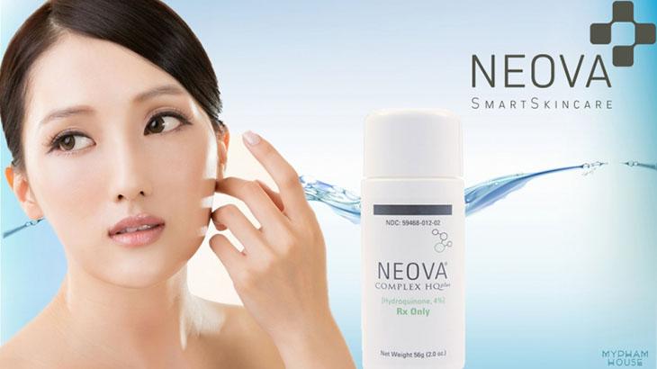 Kem trị nám của Mỹ - Neova Complex Hq Plus giàu vitamin E, C