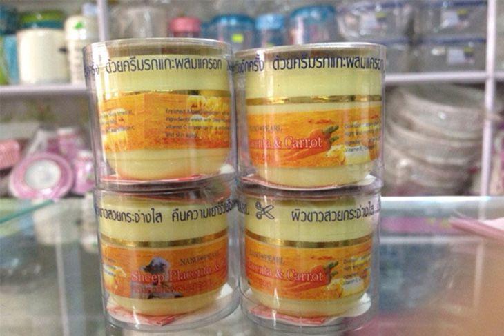 Nano Pearl là dòng kem trị nám cao cấp của Thái Lan