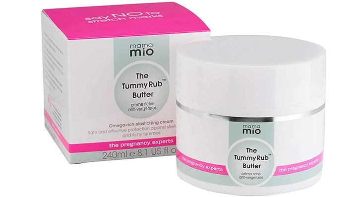 Sản phẩm Mama Mio The Tummy Rub Butter an toàn cho phụ nữ mang thai và cho con bú.