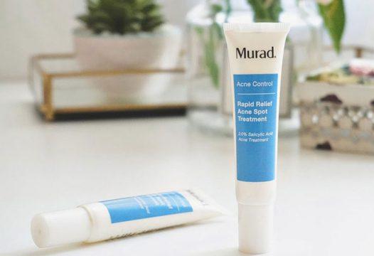Kem trị mụn Murad được các chuyên gia da liễu đánh giá cao