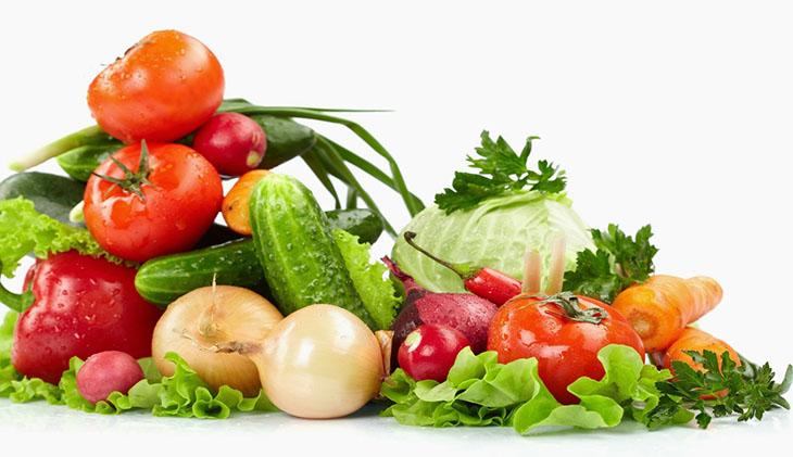 Một chế độ ăn uống khoa học sẽ giúp bạn không còn lo lắng về khí hư nhiều phải làm sao