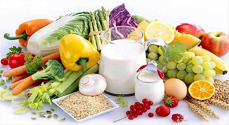 Người bệnh có thể áp dụng biện pháp can thiệp không dùng thuốc bằng cách thay đổi chế độ dinh dưỡng