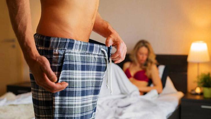 Biện pháp điều trị chứng liệt dương tại nhà