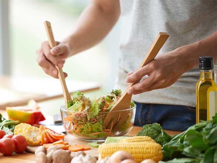 Áp dụng chế độ dinh dưỡng phù hợp để hỗ trợ điều trị bệnh liệt dương hiệu quả