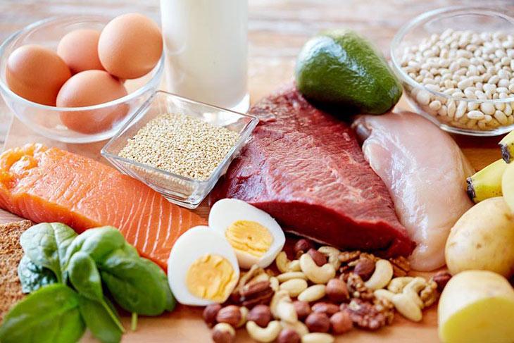 Nam giới bị liệt dương cần đảm bảo chế độ dinh dưỡng hợp lý