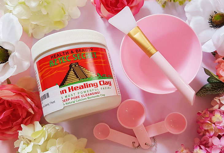 Mặt nạ đất sét Aztec Secret Indian Healing Clay
